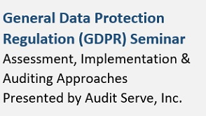 IT Audit, Integrated Audit, Governance Audit, SDLC, GDPR